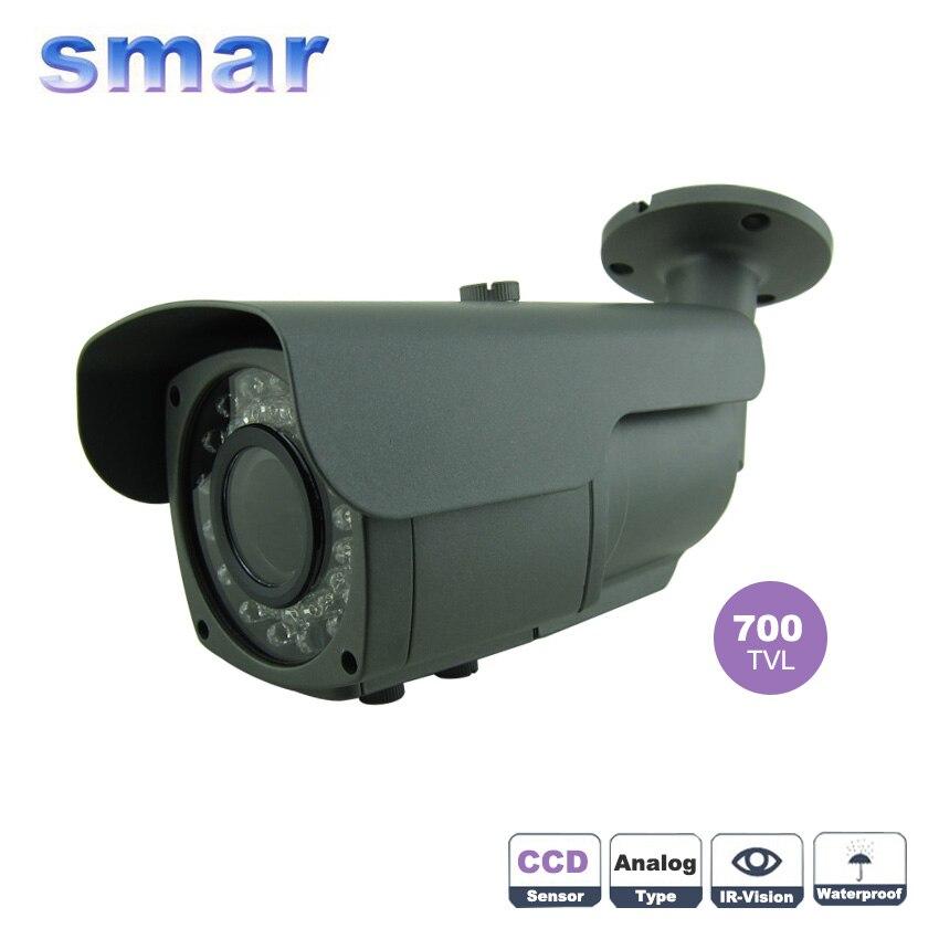 42 IR Security Surveillance Outdoor CCTV font b Camera b font 700TVL EFFIO E SONY Supper
