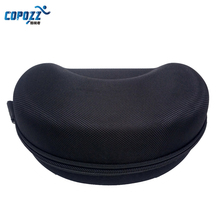 Copozz Skiing Goggles Box Glasses Case Eyewear EVA Portable Protect Hard Case For Winter Sports Motorcycle Snowmobile Goggles