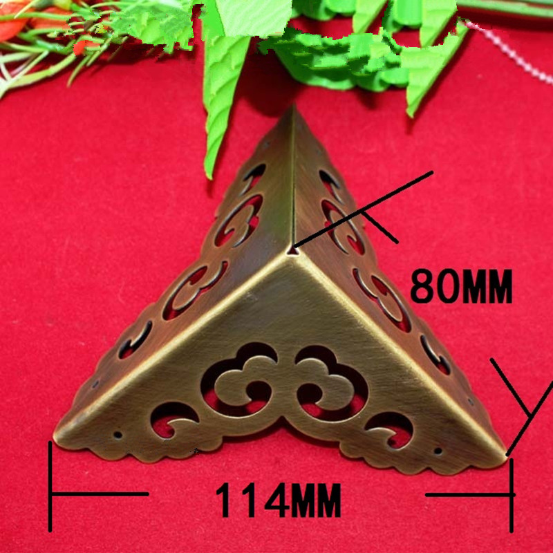 Brass-Hardware-Set-Antique-Wooden-Box-Knobs-and-Handles-Hinges-Latch-Lock-Corner-Protector-Furniture-Decoration
