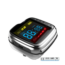 Diode laser therapy apparatus treatment of diabetes semiconductor laser therapy device watch for high blood pressure все цены