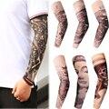 1 шт., наружные велосипедные рукава с 3d-татуировкой