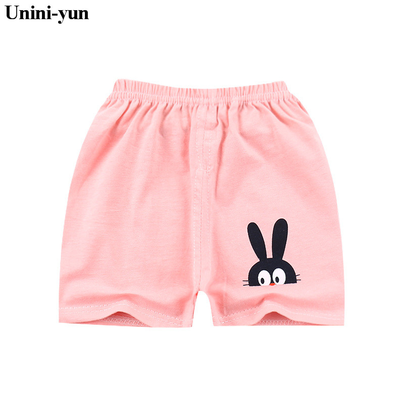 2018 Pink Toddler Shorts Fashion Kids Trousers Children Pants For Baby Boys Summer Beach Loose Shorts 9M12M18M24M3T4T5T6T