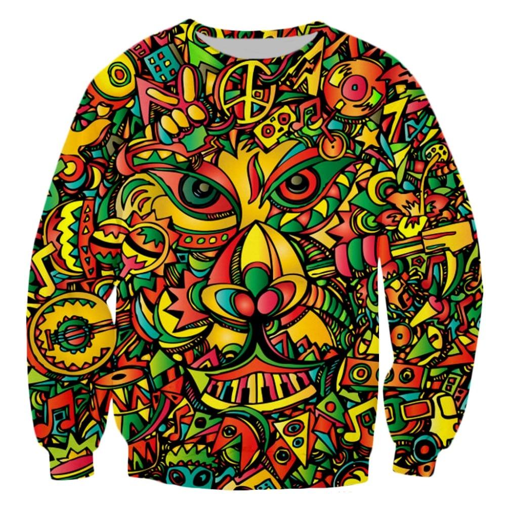 PLstar Cosmos Men Sweatshirt 3D Hoodies Men's Shirt Harajuku Print Rock Hip Hop Bob Singer Marley Reggae Clothing Streetwear-8