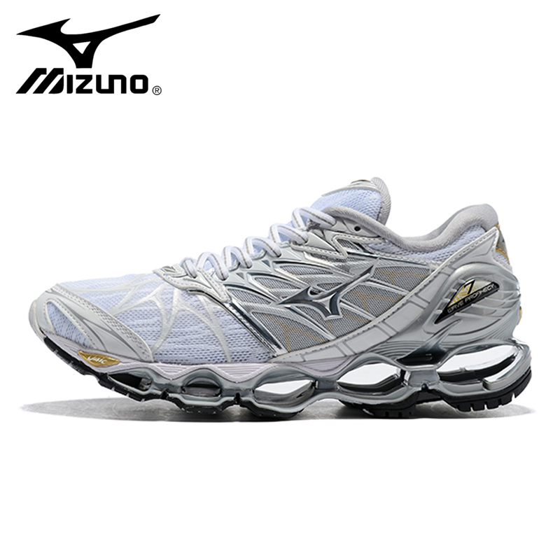 Mizuno Wave Prophecy 7 Professional Sports Women Shoes Outdoor 7 Color Tenis Mizuno Sports Weight Lifting Shoe Size 36-41Mizuno Wave Prophecy 7 Professional Sports Women Shoes Outdoor 7 Color Tenis Mizuno Sports Weight Lifting Shoe Size 36-41