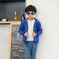 Child Spring Autumn Jacket Boys Girls Casual Hooded Zipper Fleece Hoodies Kids Outcoat Kids Clothes 2 to 12 Years Old AKH165002