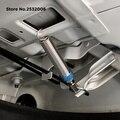 Tampa Da Mala do carro Primavera Dispositivo de Elevação para a Nissan nv200 Juke rogue s13 300zx Almera X-Trail