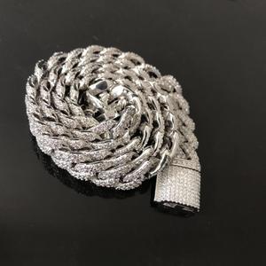 Image 3 - New arrival prong sharp cuban chain Miami chain