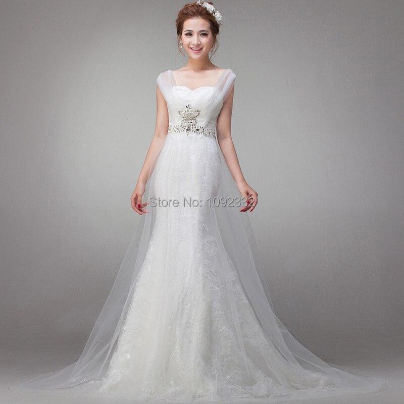 2016 New Stock Bridal Gown Plus Size Women Wedding Dress