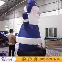 Christmas inflatable santa clause 10Ft /3M-BG-A0518 toy