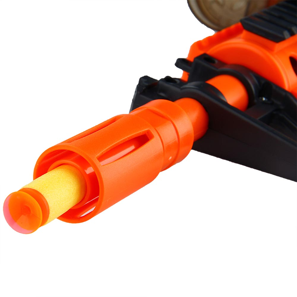Jouet de pistolet à eau à balle molle électrique Enjoybay pistolet à eau en plein air pour enfants garçons/filles jouet de pistolet à balle en cristal d'eau Rechargeable - 4