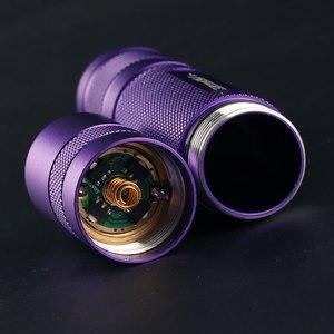 Image 3 - Violet S2 + đèn pin, với XPL HI led bên trong và ar phủ thủy tinh, biscotti firmware