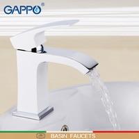 GAPPO Basin faucet bronze Deck mount water faucet mixer Bathroom sink Faucet mixer tap waterfall faucet Sanitary Ware Suite