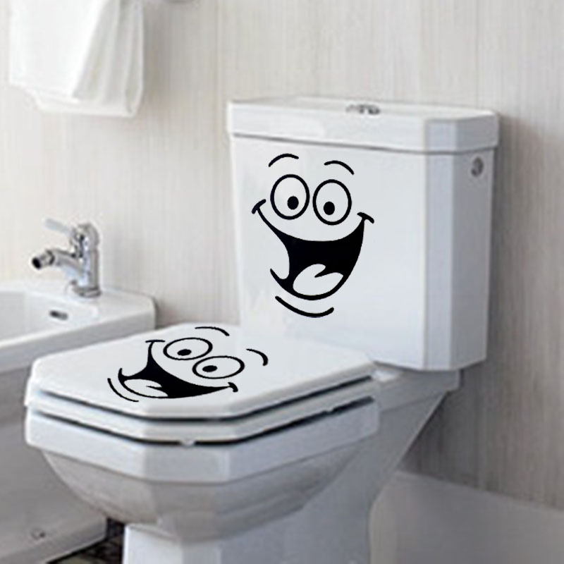 Compare prices on funny wall art online shopping buy low for Funny bathroom decor