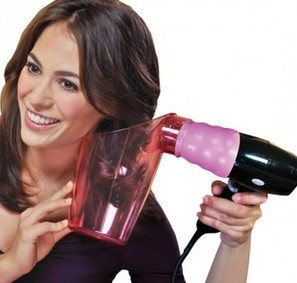 New Air Curler Hair Dryer Liances Roll As Seen On Tv Styling