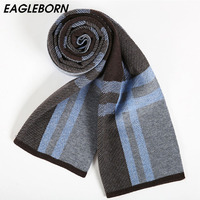 Newest Fashion Design Casual Scarves Winter Men S Cashmere Scarf Luxury Brand High Quality Warm Neckercheif