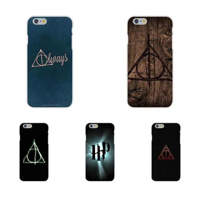 For Xiaomi Redmi Note 2 3 3S 4 4A 4X 5 5A 6 6A Pro Plus Soft Pattern Pink Harry Potter Always Sign