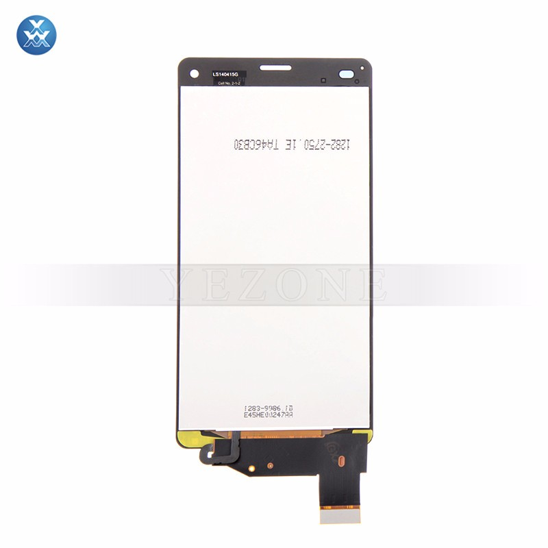 Sony Xperia Z3 Compact LCD- black(2)