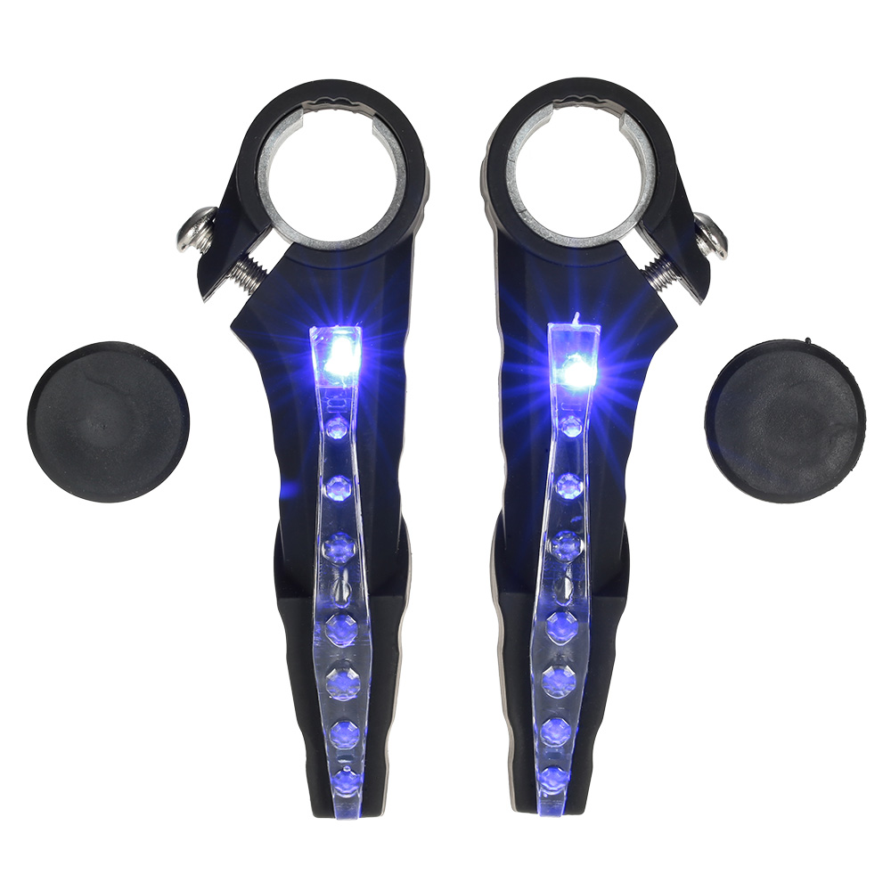 End-Lights Bike-Bar Bicycle Reflective-Nocturnal-Lights Waterproof LED Riding Mtb-Racing