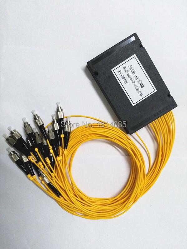 Forró eladás Száloptikai PLC1X16 szálas elosztó FU / UPC PLC - Kommunikációs berendezések - Fénykép 1