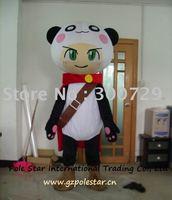 export high quality panda mascot costumes quality mascot panda costume