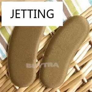 Sticky Shoe Back Heel Inserts Insoles Pads Cushion Liner Grips Sponge After Half a Yard Thick Pad 1pair Heel Inserts for shoes