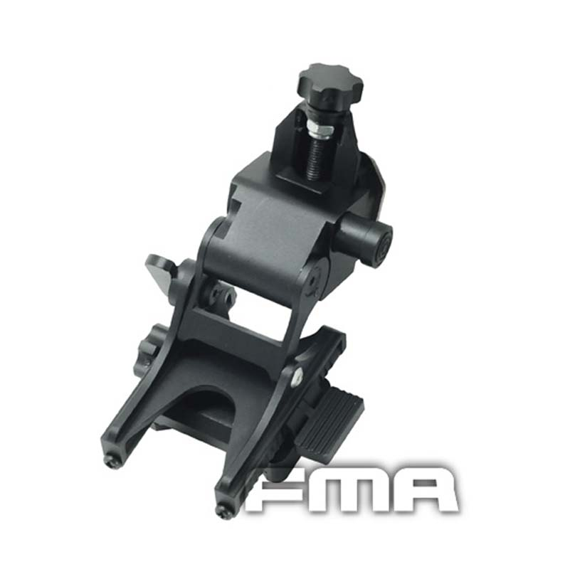 FMA Tactical CNC TATM NVG Mount Helmet Mount DE/BK FOR PVS/15/18 new maritime tactical fma helmet abs fg for fma paintball free shipping