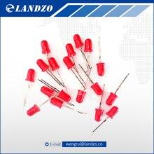 50 шт. LED-light emitting diode 5 ММ ярко-красный желтый зеленый белый совместимость arduino Ландзо
