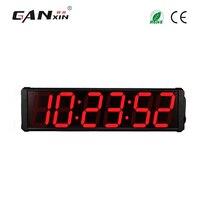 [Ganxin] 8 супер большой крытый Обратный отсчет часы Секундомер Таймер светодио дный светодиодный цифровой настенные часы