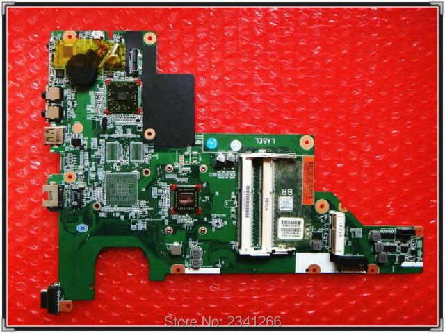 657323-001 para hp 2000 placa madre del ordenador portátil para hp 2000 compaq presario cq43 uma e450 portátil