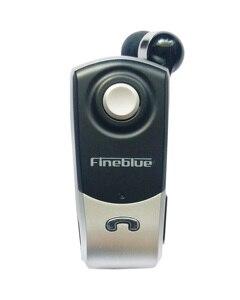Image 5 - Fineblue Mini auricular F960, inalámbrico por Bluetooth, auriculares internos manos libres con micrófono, llamadas, recordatorios, vibración, controlador de Clip
