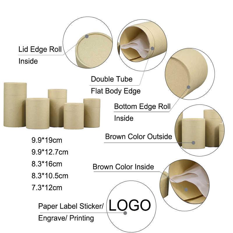 Xin jia yi embalagem shandong mais novo design caixa de arroz com tampa madura 500g grande organizador de armazenamento tubo vinho arte papel pode livre saco