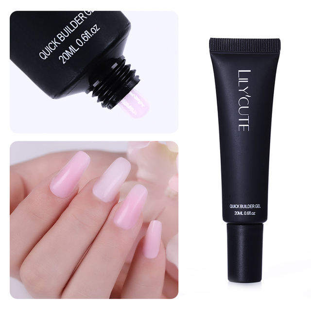 LILYCUTE Nails Kit 20ml UVGel