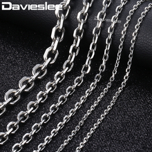2.5mm Mens Black Silver Tone Byzantine  Stainless Steel Necklace Chain Wholesale Top Quality jewelry KN144