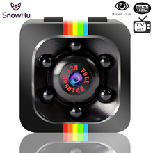 SnowHu Newest Mini camera HD 1080P Camera Night Vision Mini Camcorder Action Camera DV Video voice Recorder Micro Cameras SQ11(China)