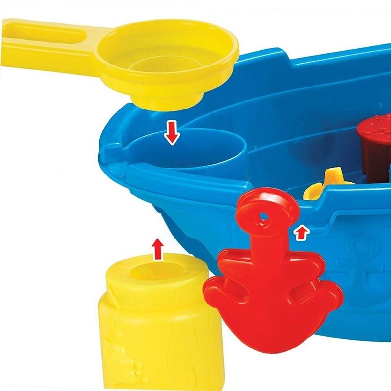 banho jogo conjunto 24pcs areia agua jogo 03