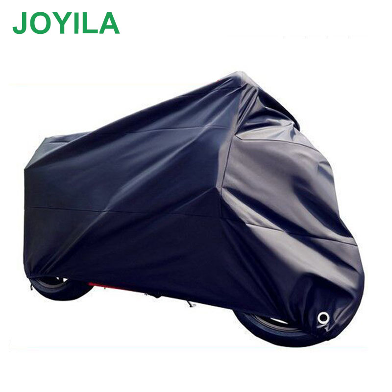Waterproof Motorcycle Covers UV Protector Rain Cover Protection Dustproof Case For Sedan SUV 4 Colors