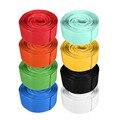 5 M (18650 18500) 29.5 MM Plano 18.5 MM em PVC Rodada Tubo Tubulação Do Psiquiatra de Calor Envoltório Kits Claras 5 Cores Melhor Preço