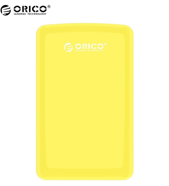 ORICO SATA3.0 2579S3 USB3.0 Portátil 2.5 ''HDD Recinto HDD Case/Caddy (Não Inclui o Disco Rígido)-laranja