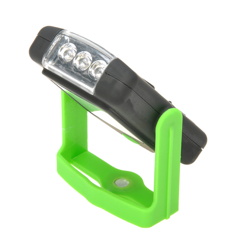 LED Night Light Flashlight LED Torch Lantern Work Light 23 Portable LED Lights Camping Bicycle Lamp with Built-in Magnet Hook