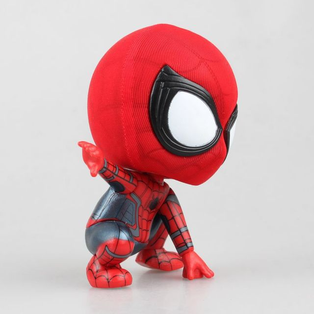 Spiderman Homecoming Mini PVC Figure Collectible – 2 Styles