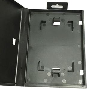 Image 2 - 10 adet bir lot 16 bit game card kılıfı plastik kutu sega MD kart kartuşu ambalaj kutusu siyah