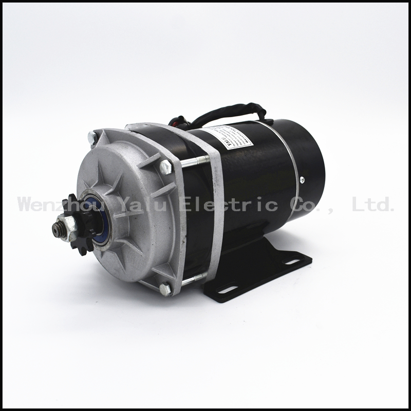 Brush motor electric tricycle motor MY1120ZXF 600W36/48V industrial equipment electric vehicle center  driving DC motor  Brush motor electric tricycle motor MY1120ZXF 600W36/48V industrial equipment electric vehicle center  driving DC motor