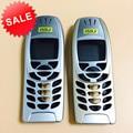 Caixa do telefone para nokia 6310i 6310 tampa do telefone móvel caso de habitação tampa traseira porta da bateria de substituição de peças de reparo sem teclado
