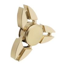 Hot Selling EDC Hand Spinner Fidget Spinner Metal