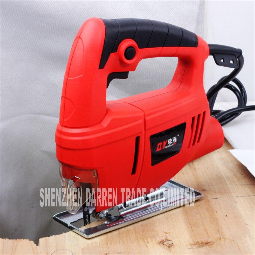 Scie sauteuse SawM1Q-HC-60 outils multifonctions de travail, bois, scies à main scie à chaîne pour couper la régulation de la vitesse du bois