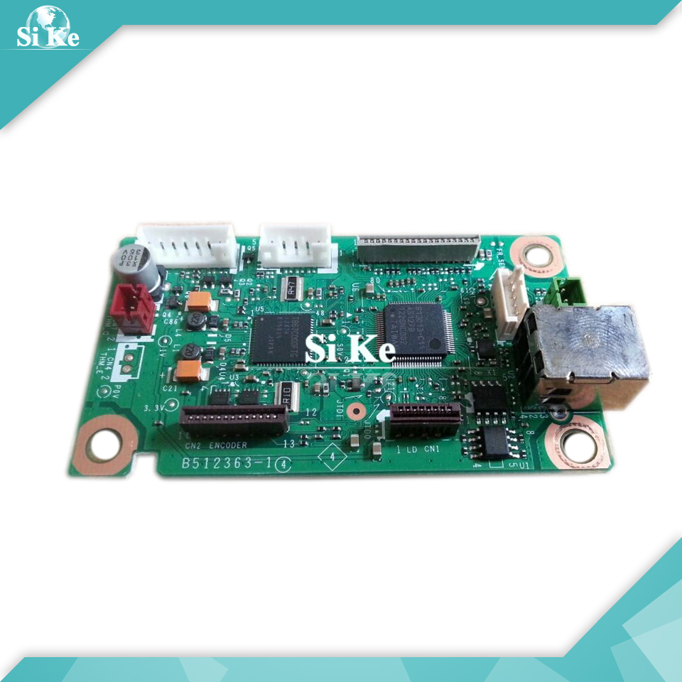 ФОТО Free shipping Main board For Brother HL-1110 HL-1118 HL1100 HL1180 HL 1110 1180 Formatter board mainboard On sale