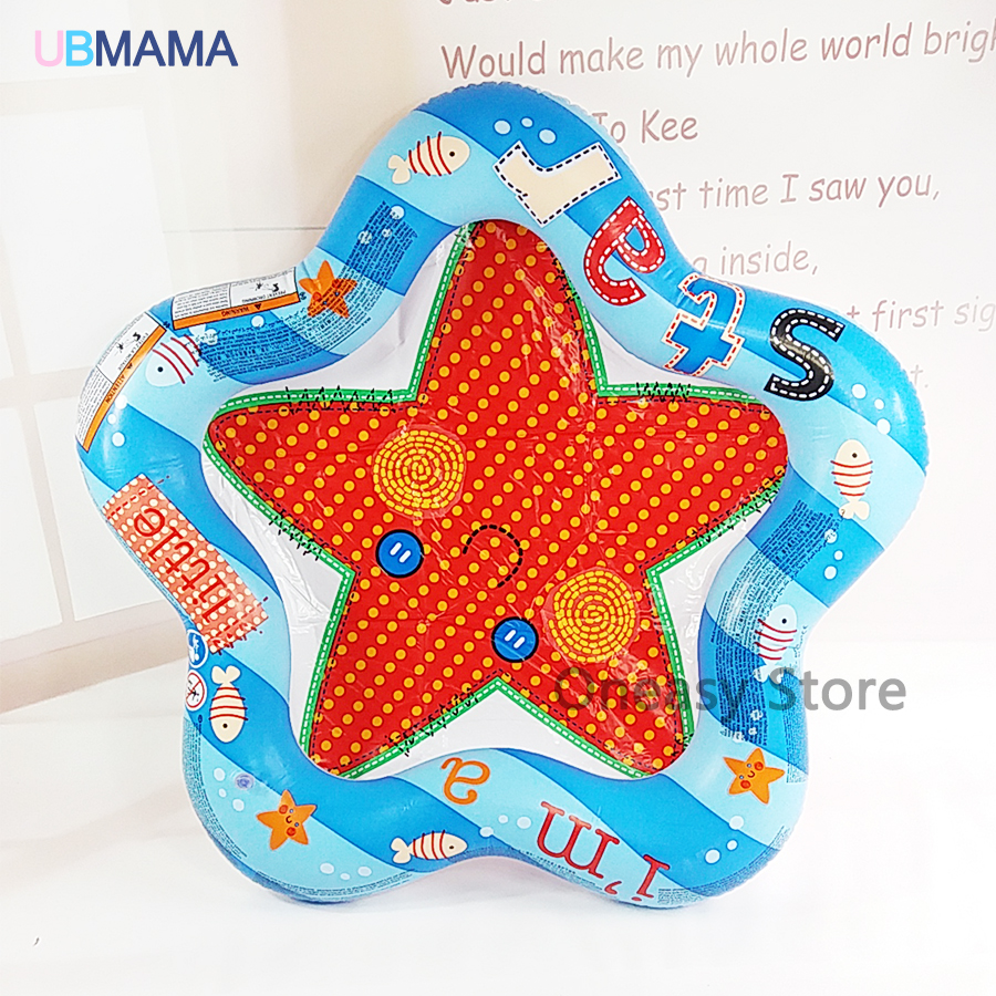 Star Style Cute Cartoon Inflatable Swimming Pool Pool Ocean Ball Children Playground Safety Portable piscina bebe zwembad
