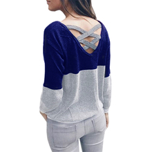 Stylish Knitted Sweater/Pullover – Backless &Long Sleeve – Two Side Wear Autumn Winter