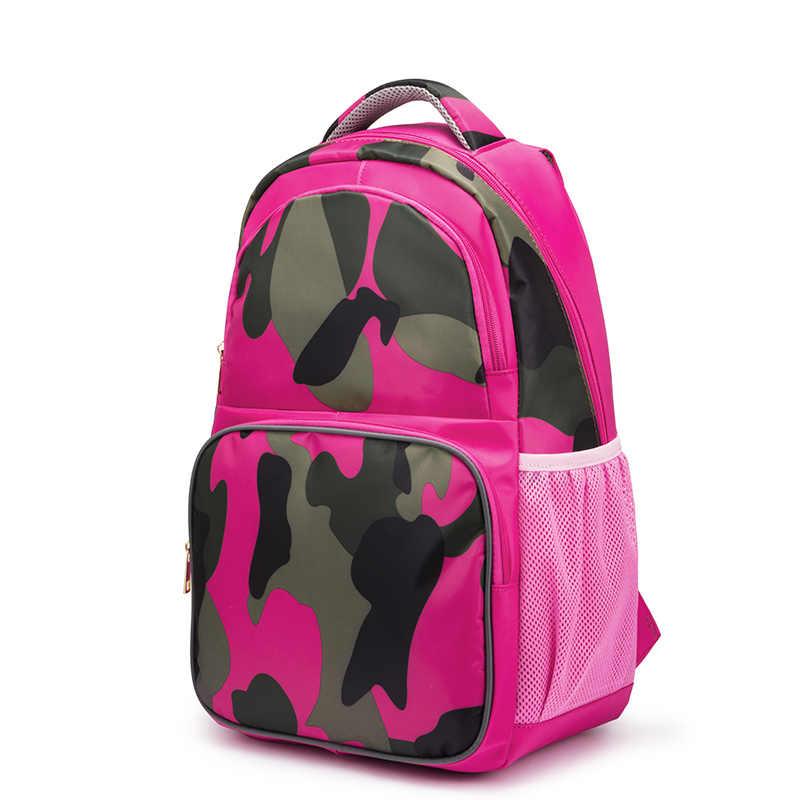 Рюкзак для женщин водонепроницаемый нейлон модный рюкзак для путешествия рюкзак школьные сумки для девочек-подростков сумка для прогулок на свежем воздухе, походов женщин