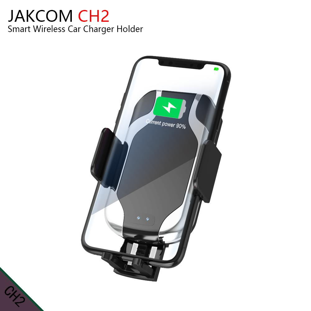 JAKCOM CH2 Smart Wireless Car Charger Holder Hot sale in Stands as soporte giratorio play 3 station moves
